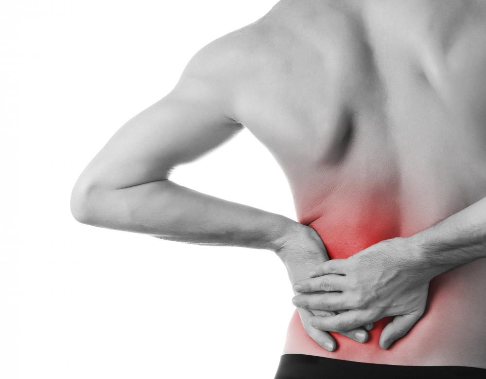 man with pain from fibromyalgia in pompano beach